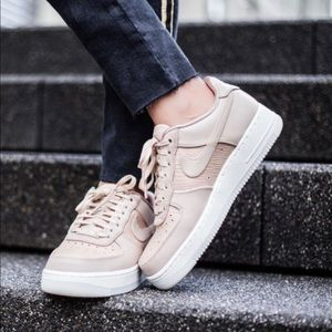 ✔️ NIKE✔️ Air Force 1 '07 LX 'Particle Beige'